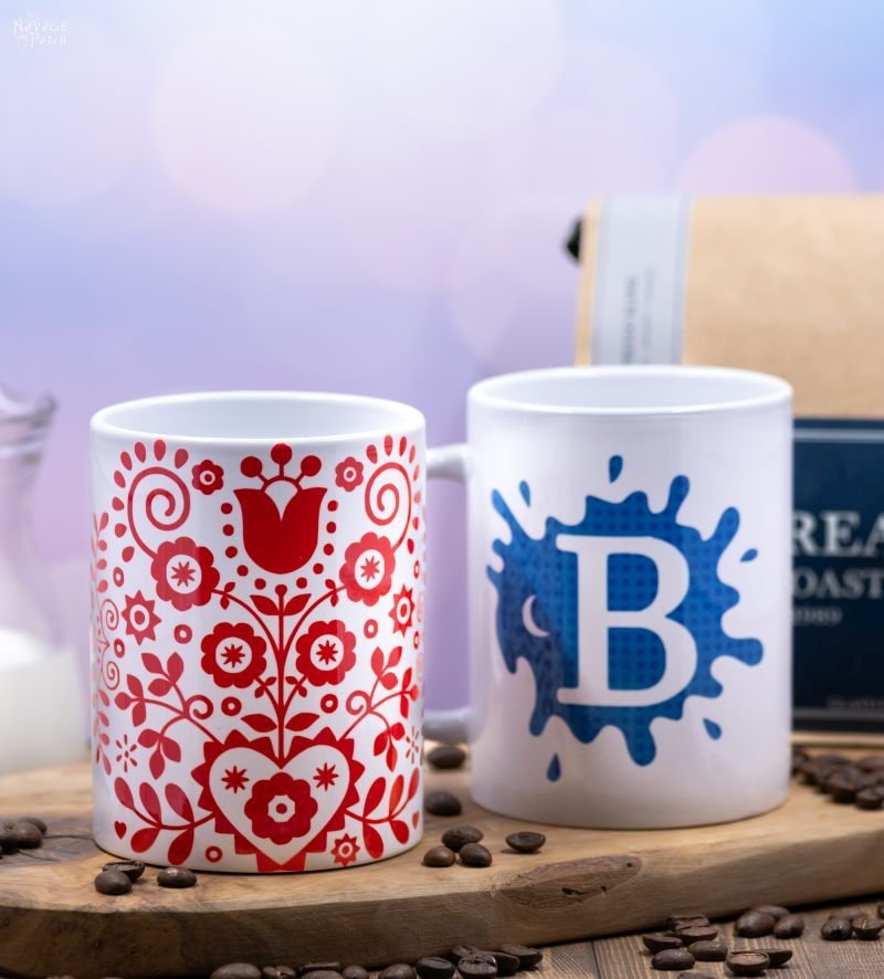 Cricut Mug Press – Mugs Made Easy – TheNavagePatch.com