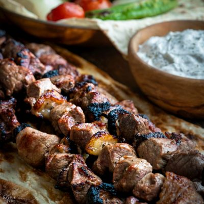 Lamb Shish Kebab - TheNavagePatch.com