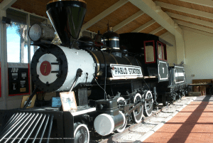 BeachesMuseum.org Click on the photo for more fun facts about the locomotive at this museum.