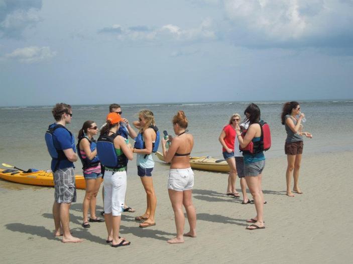 JacksonvilleAdventures_kayakingsandbar