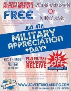 JBE Military Appreciation 2015