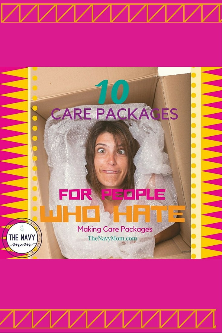 10 Care Packages for People Who Hate Making Care Packages