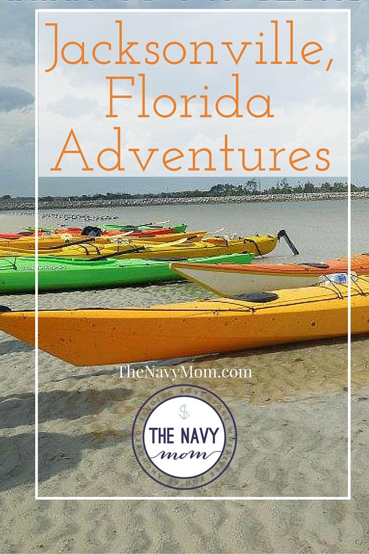 Jacksonville, Florida Adventures: Kayaking with http://TheNavyMom.com