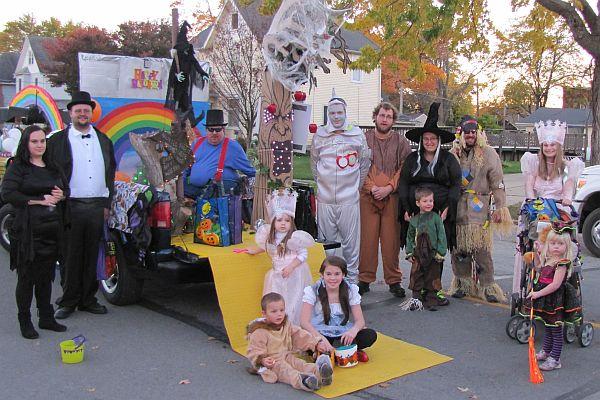 Halloween Parade 5