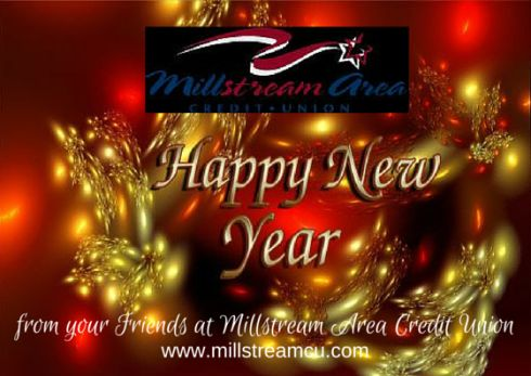 MillstreamAreaCredit UnionNewYearGreeting