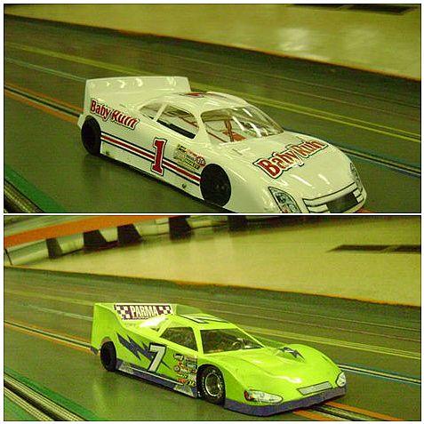 Race o Rama cars