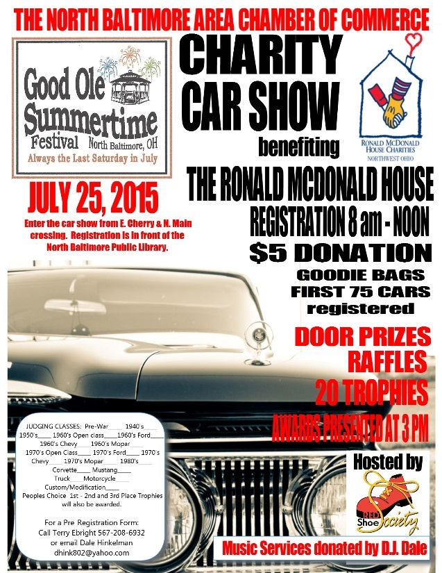 GOST FLYER 2015 Car Show