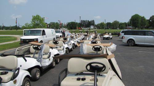 727eda668f6 New Yamaha Golf Carts at Birch Run