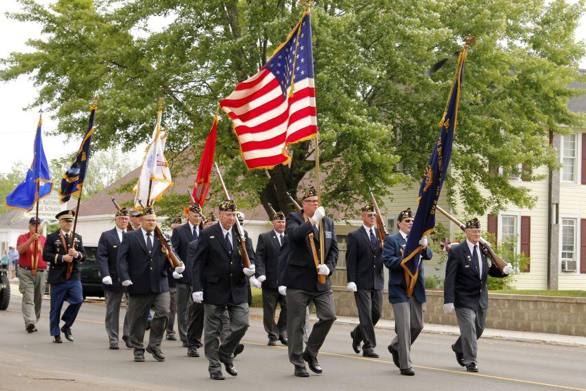 Photo Gallery 2: North Baltimore Memorial Day Parade