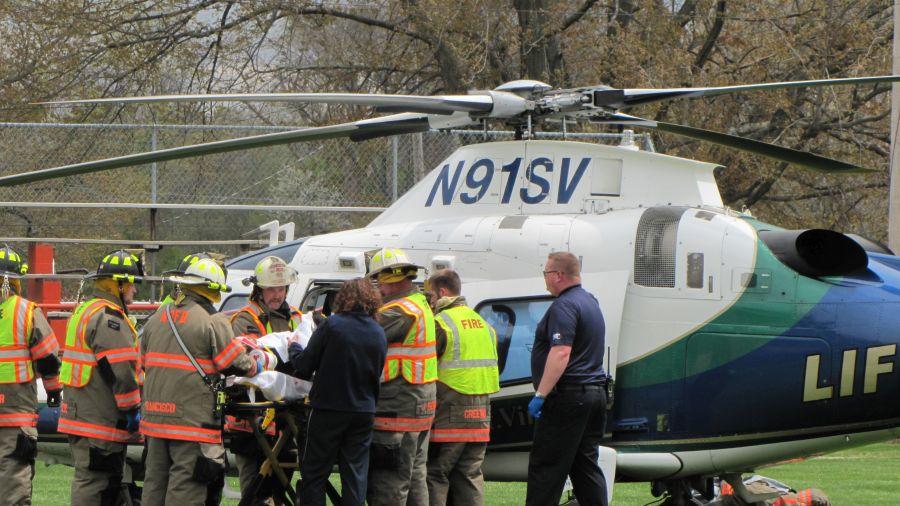 NBHS Mock Crash This Week