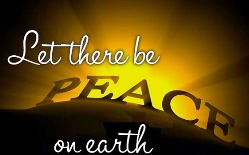 Mineo Let there Be Peace on Earth