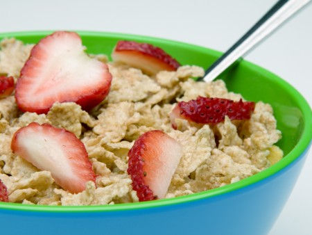 ChowlineCereal with fruit