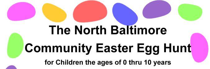 NB Community Easter Egg Hunt