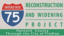 ODOT Work at Findlay I-75 Interchange Monday