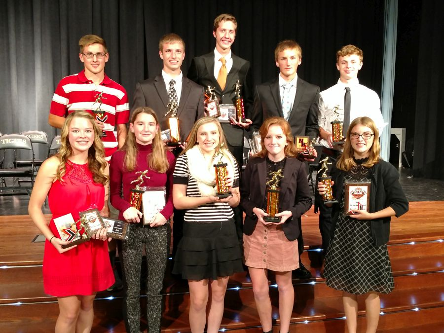 NB Cross Country Awards 2017