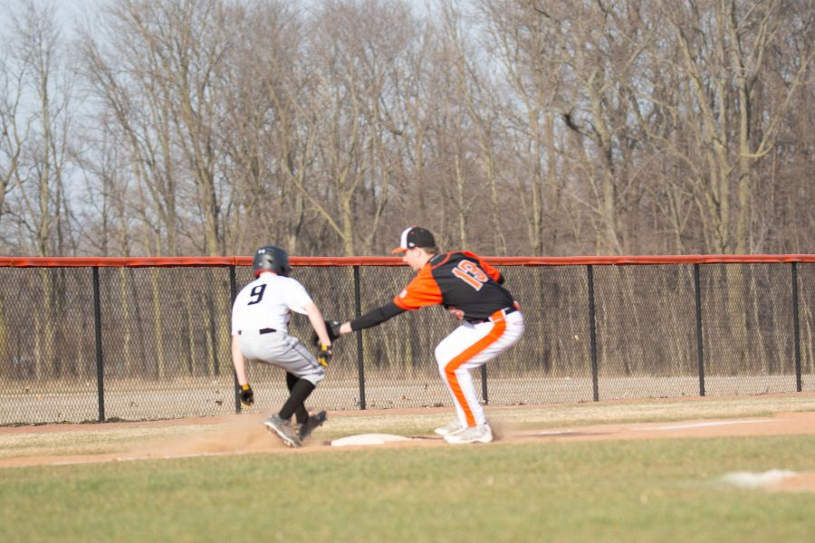 NBHS Tiger Baseball Foto Gallery