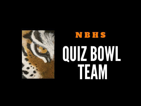 NBHS Quiz Bowl Team Picks up Wins