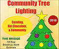 Community Christmas Tree Lighting Scheduled