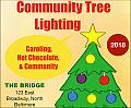 Community Christmas Tree Lighting Scheduled