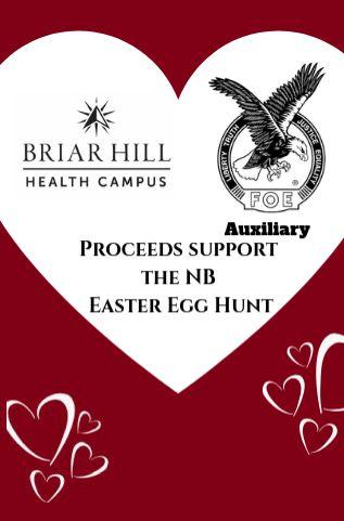 Dessert Sale Benefit for NB Easter Egg Hunt