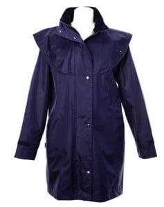 LJ056 Short cape navy