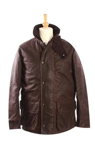 W212 Chelsea Wax Jacket