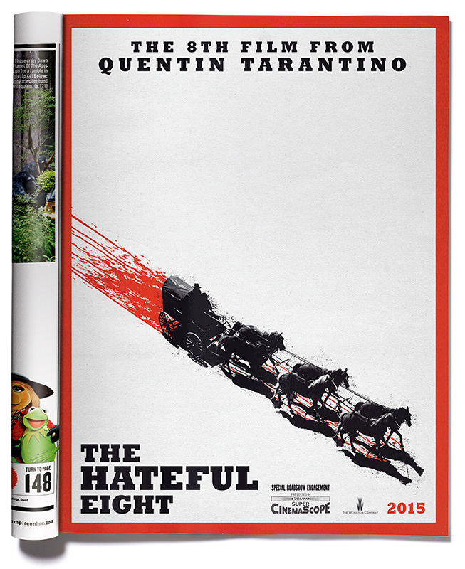 Hateful Eight Teaser