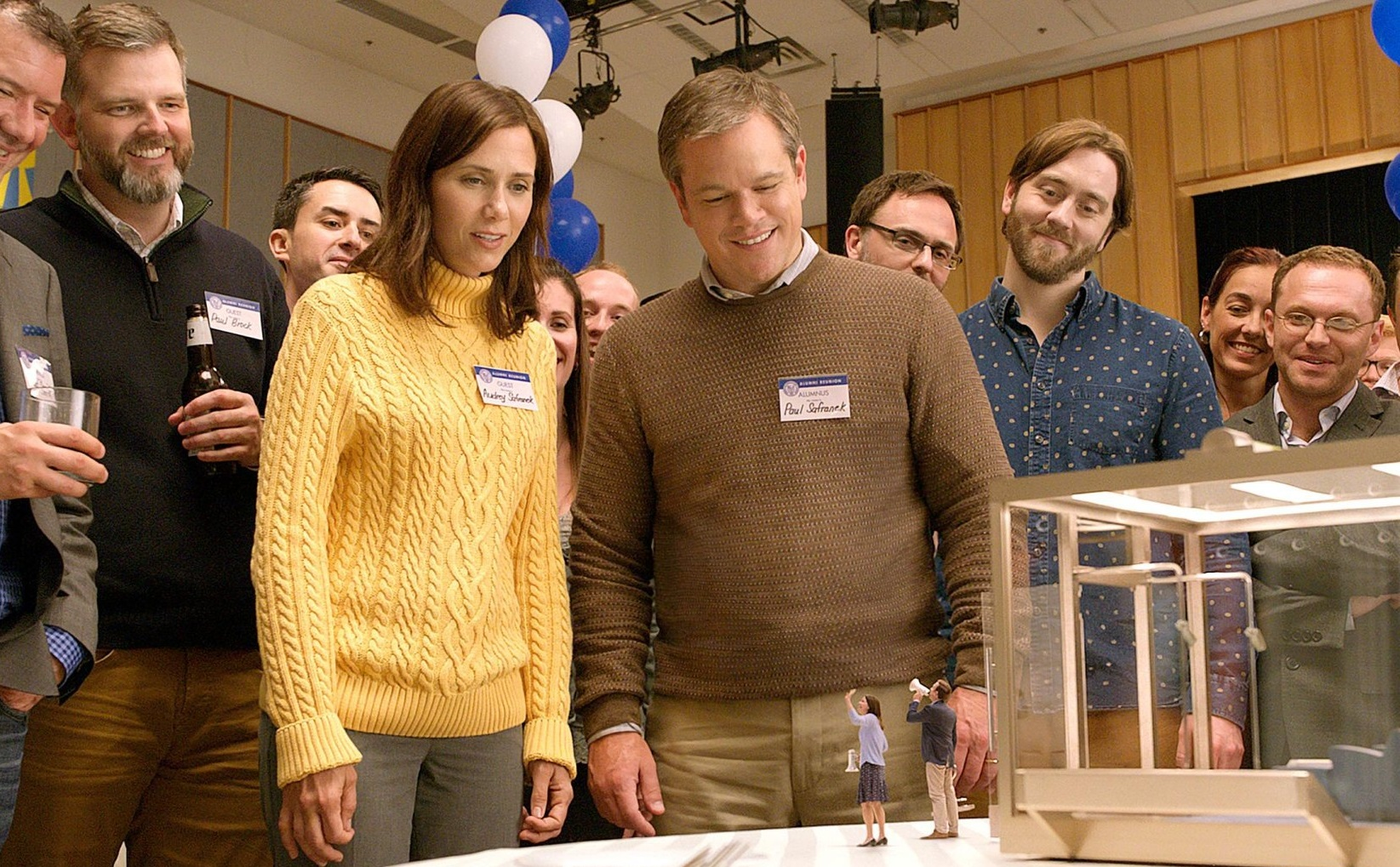 """Honey, I Shrunk The Adults"": First Trailer For Alexander Payne's ""Downsizing"""