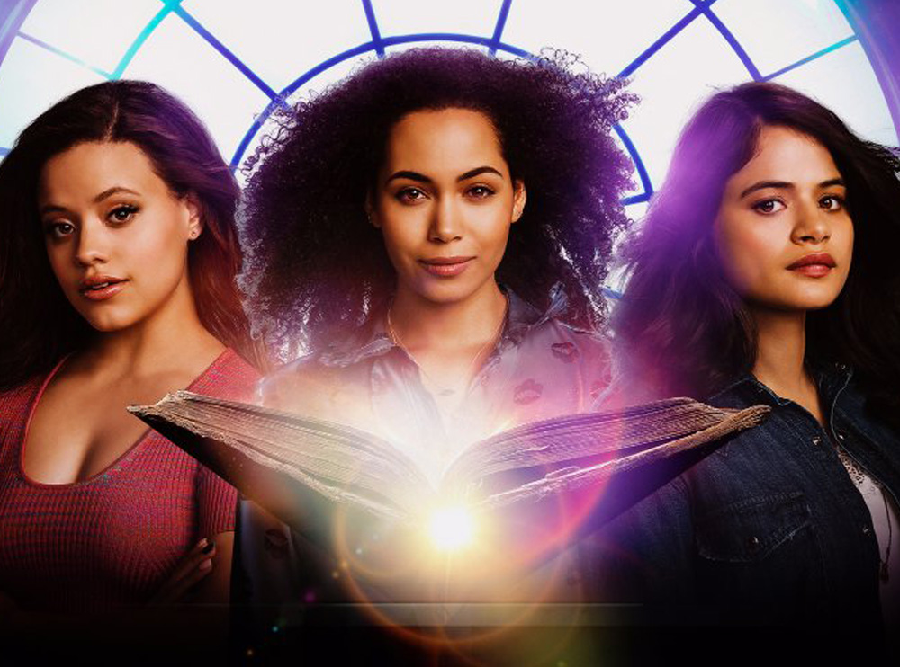 Trailers For The CW's 'Charmed' and 'All American'   The