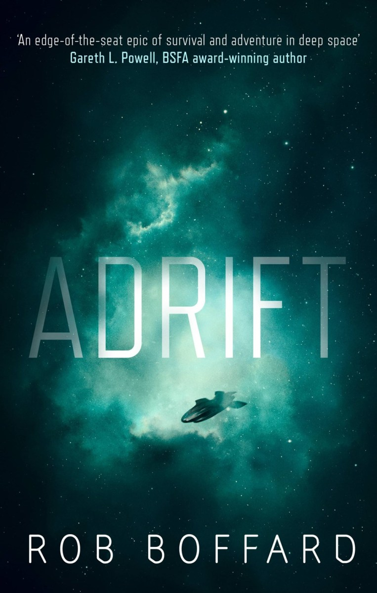 Review: Adrift by Rob Boffard | The Nerd Daily