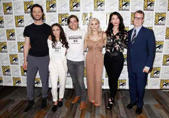 Comic-Con: 'The Magicians' Discuss Season Four | The Nerd Daily