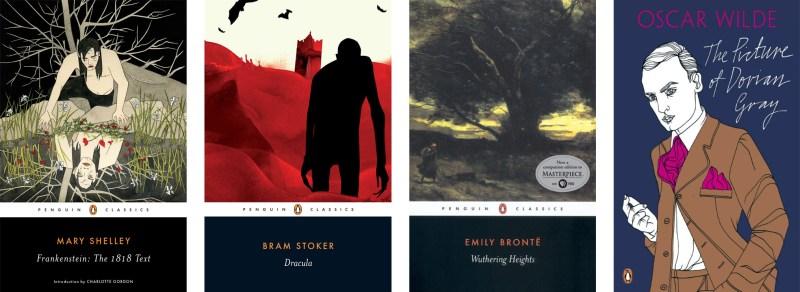 Halloween Books Classics