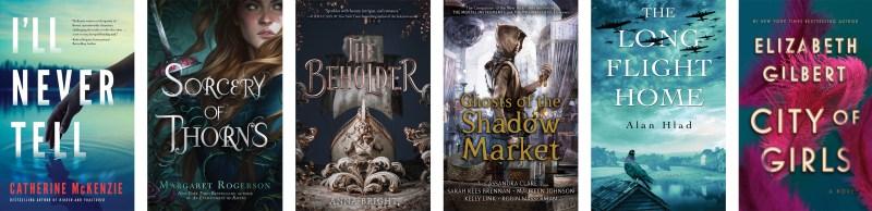 2019 June Books