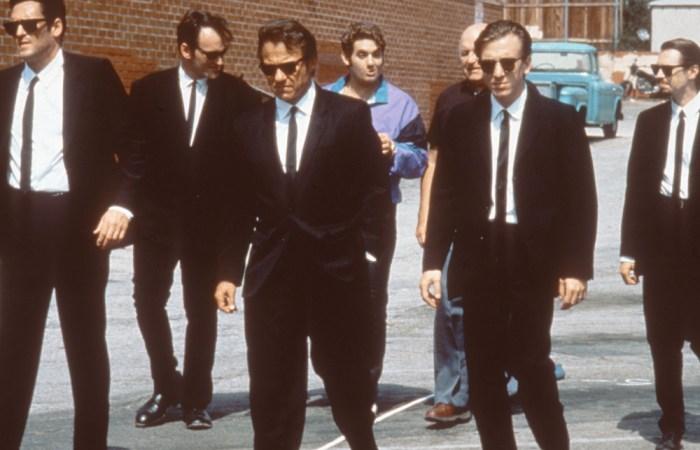 Reservoir Dogs Movie Bucket List Poster