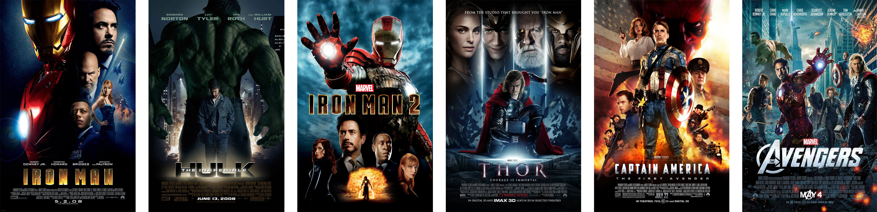 Marathon The Marvel Movies Before 'Avengers: Endgame' | The