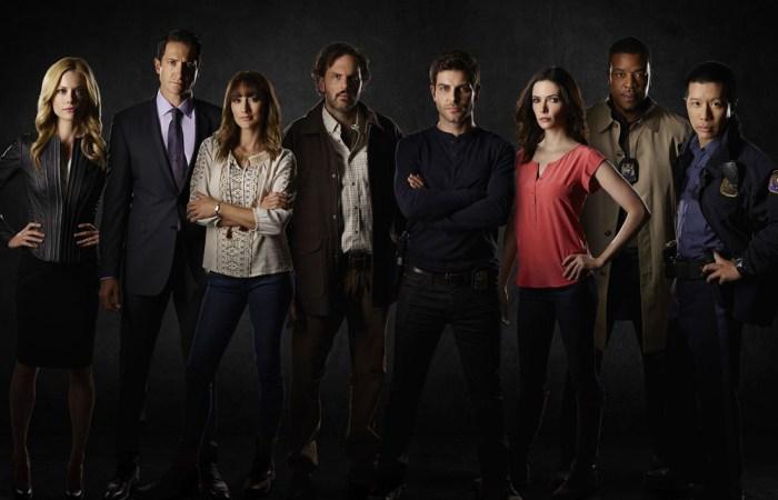 Grimm TV Series Cast