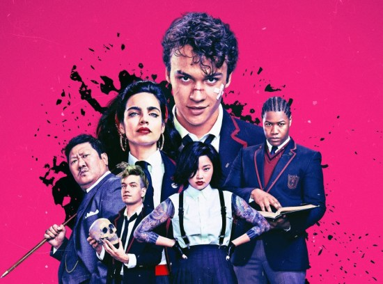 Deadly Class TV Series Syfy