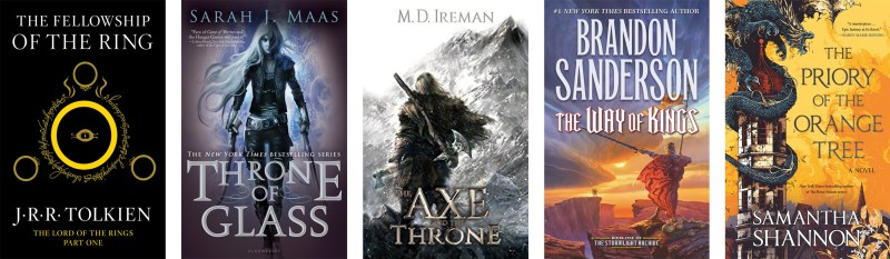 Game of Thrones Book Recommendations