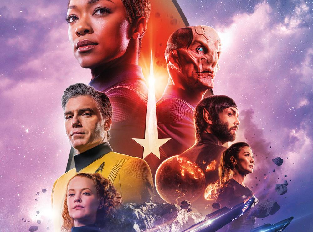 Star Trek Discovery Series
