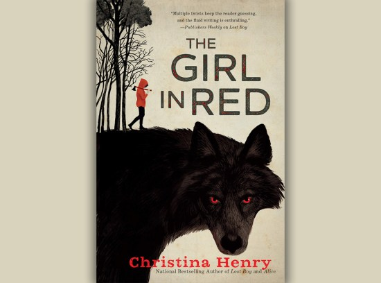 The Girl In Red Christina Henry Review