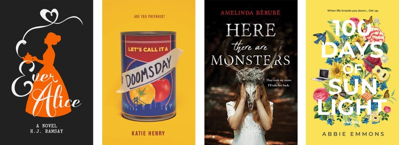 August 2019 YA Book Releases