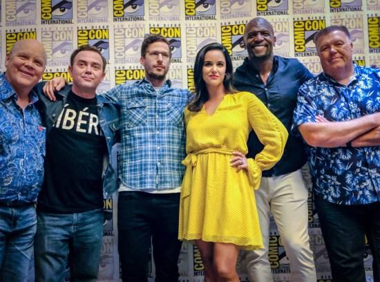 Brooklyn Nine Nine Comic Con 2019