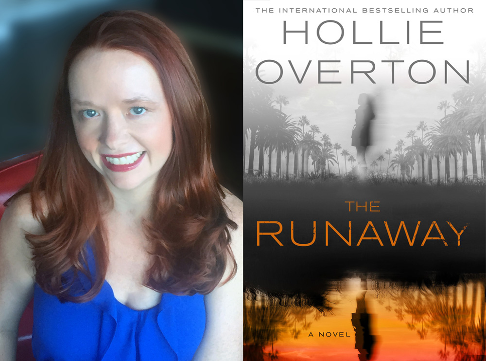 Hollie Overton The Runaway Author Interview