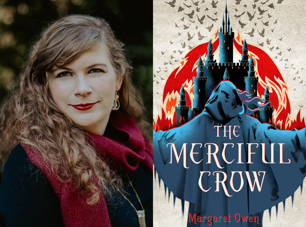 Margaret Owen The Merciful Crow Author Interview