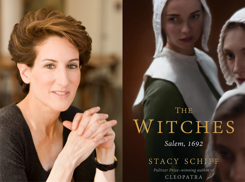Stacy Schiff Author Interview The Witches