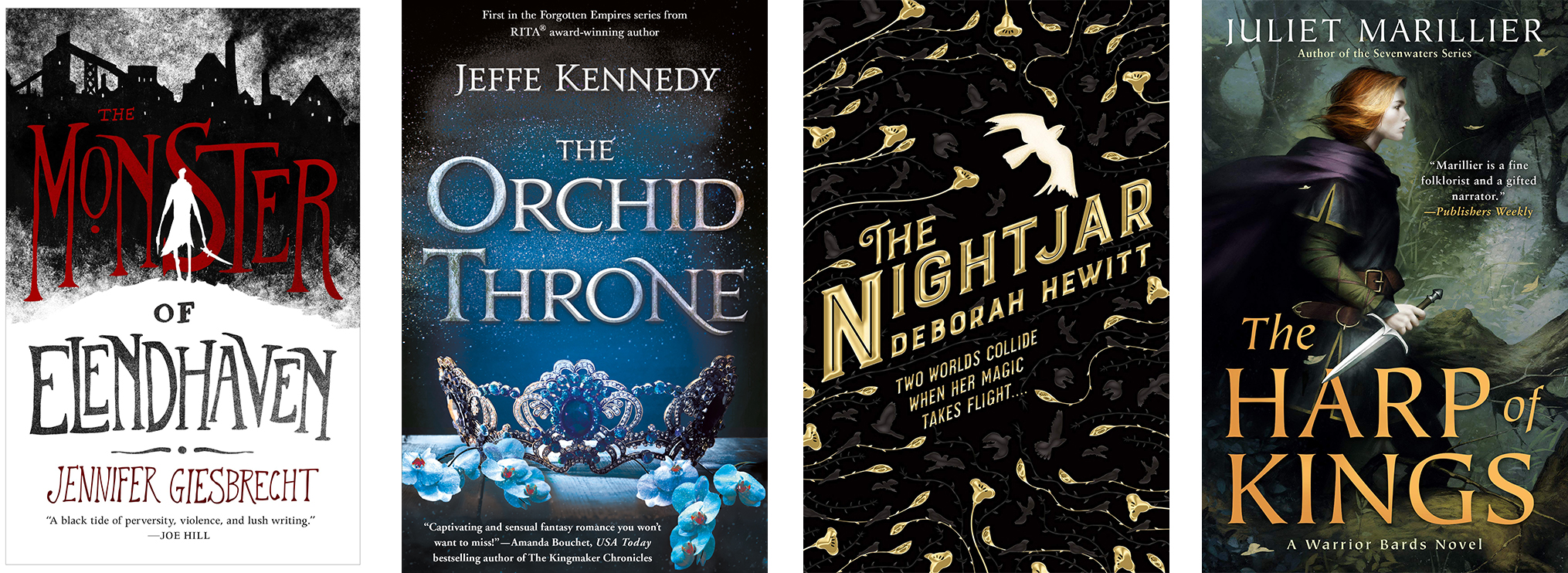 September 2019 Book Releases: Fantasy + Sci-Fi | The Nerd Daily
