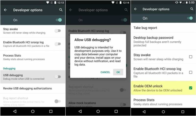 Unlock Developer Options 1 - Unlock OnePlus 5T Bootloader to Root, Install TWRP and Custom ROM