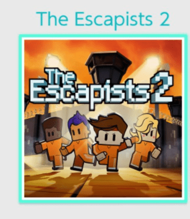 The Escapists 2 Switch Icon