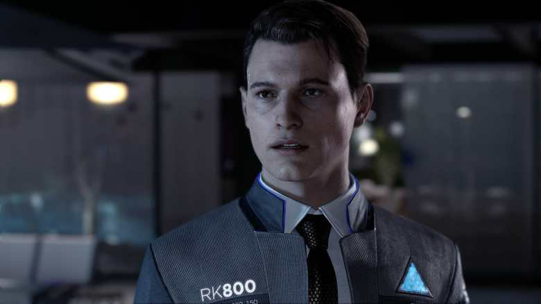 """Image result for Connor """"Detroit: Become Human"""