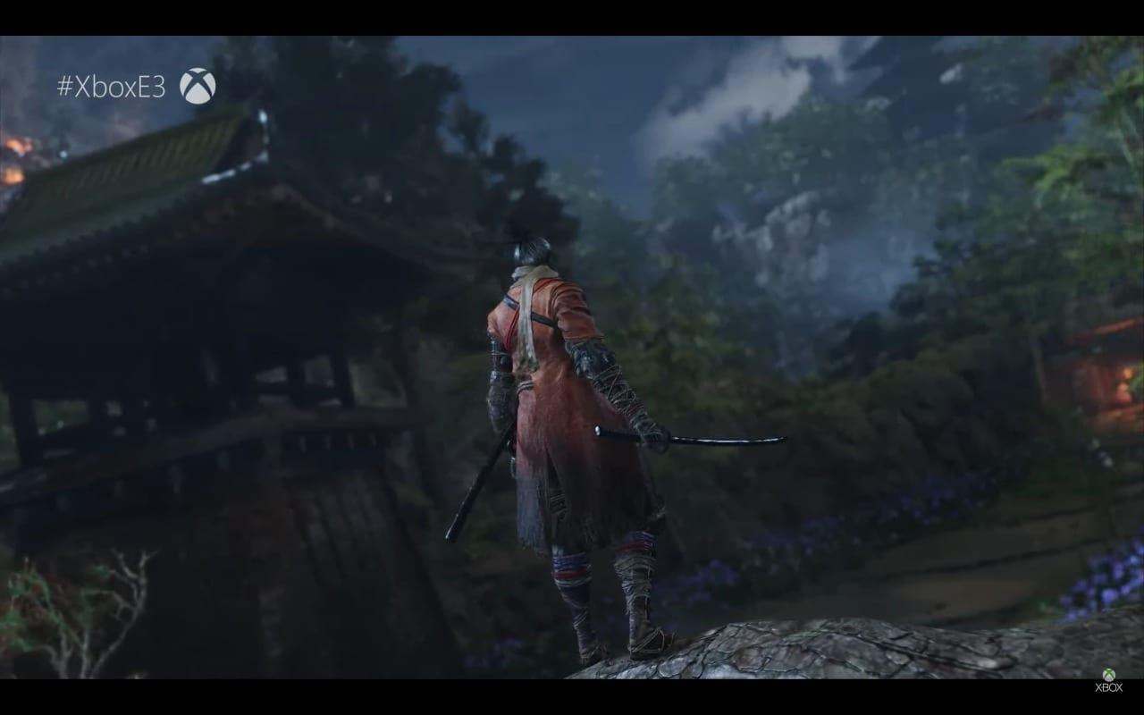 Sekiro E3